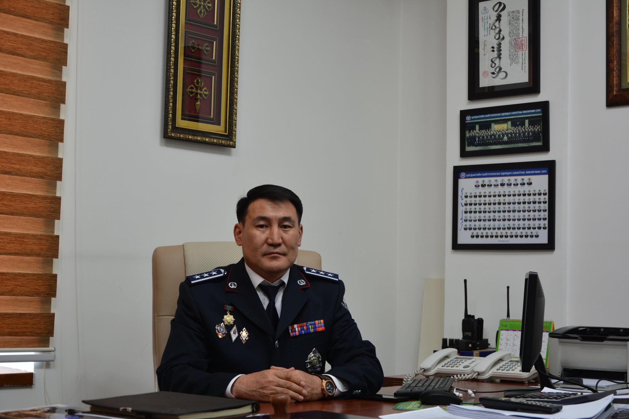 Цагдаагийн хурандаа П.Батбаатар: Цар тахлын үед ажилласан цагдаагийн байгууллагын 924 алба хаагчид 203 сая төгрөгийн урамшуулал олгоно